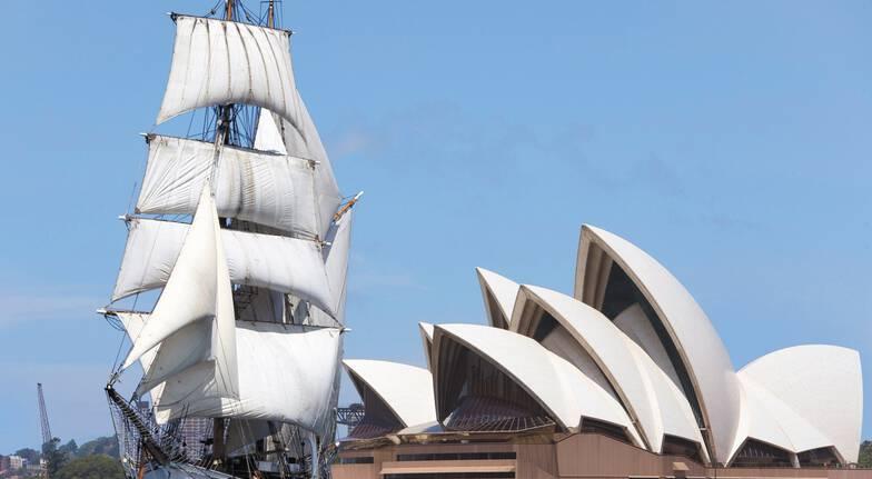 Tall Ship Cruise and Mast Climb - 2 Hours