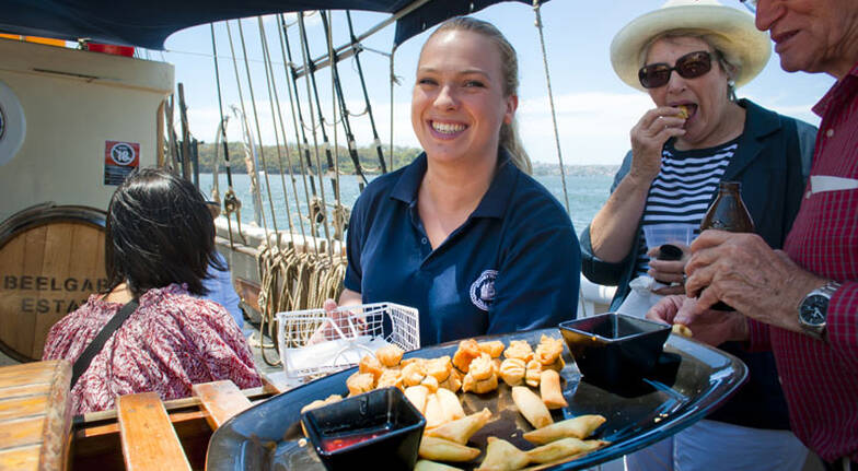 Tall Ship Cruise with Drinks Package - Adult