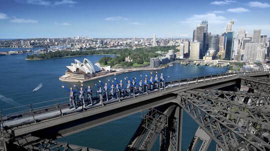 Sydney Harbour Bridge Day Climb - Weekday - Child
