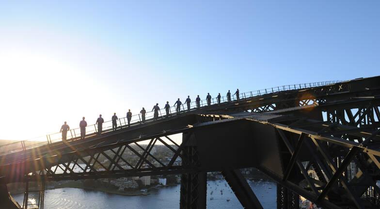 Sydney Harbour Bridge Day Climb - Child