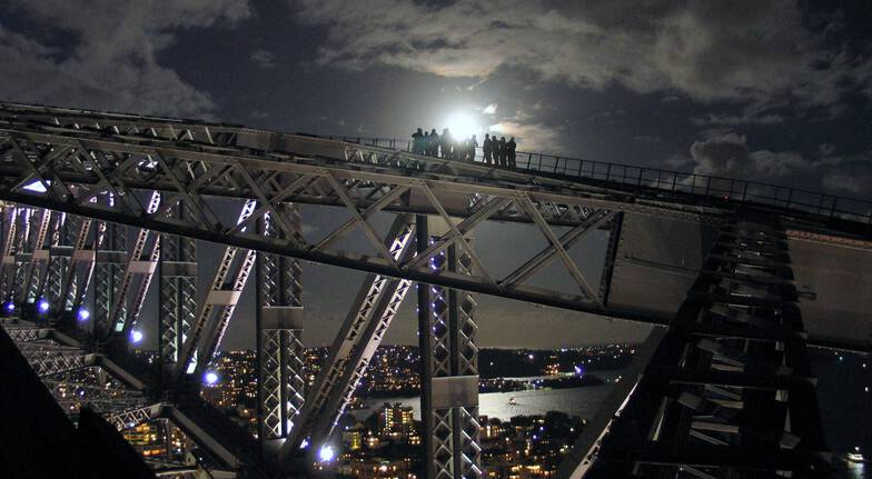 Sydney Harbour Bridge Night Climb - Child