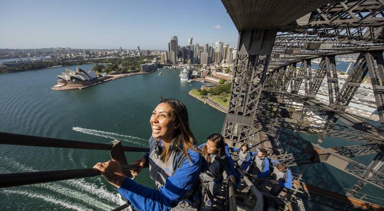 Sydney Harbour Bridge Day Climb - For 10