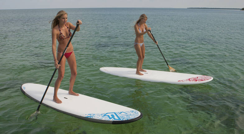 Stand Up Paddle Board Rental - St Kilda Beach - 60 Minutes