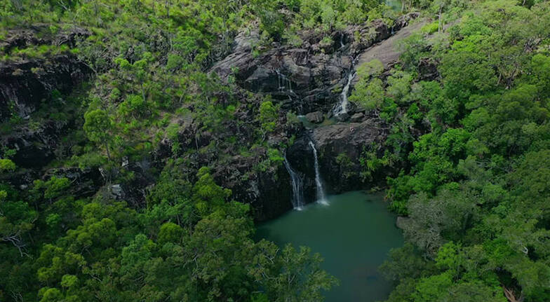 Full Day Waterfalls Tour with Transfers  Airlie Beach