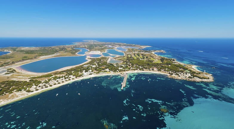 Seaplane Flight and Visit to Rottnest Island with Lunch