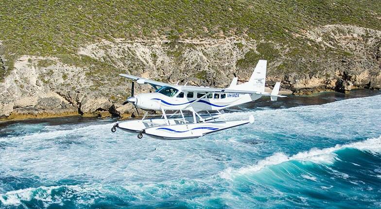 One Way Scenic Flight from Swan River to Margaret River