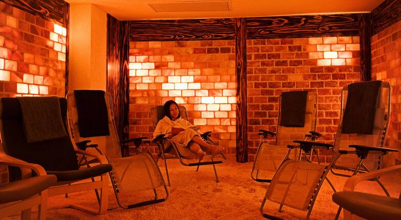 Himalayan Salt Therapy Experience - For 2