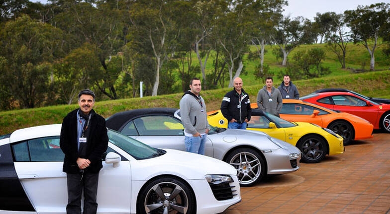 Driver and Passenger Supercar Drive Day - Weekend