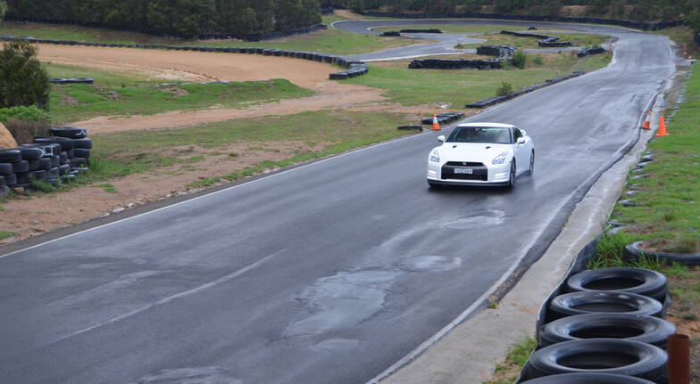 Nissan GTR R35 Race Track Driving Experience - 4 Laps