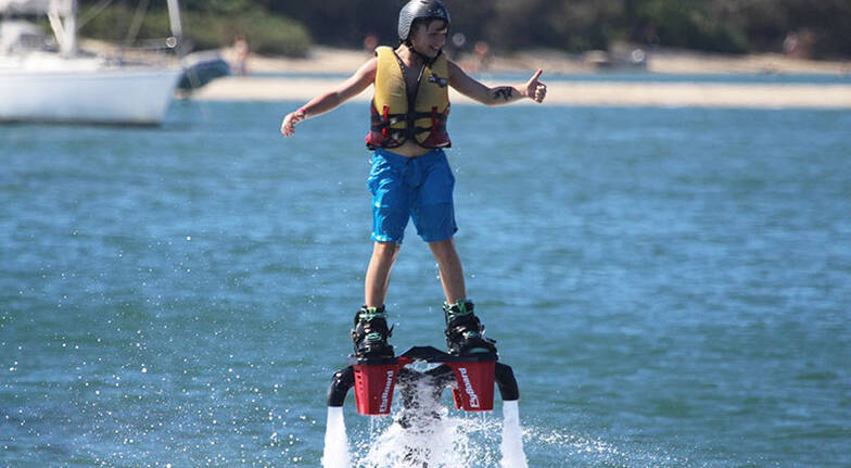 Flyboard Taster Experience  Gold Coast  5 Minutes