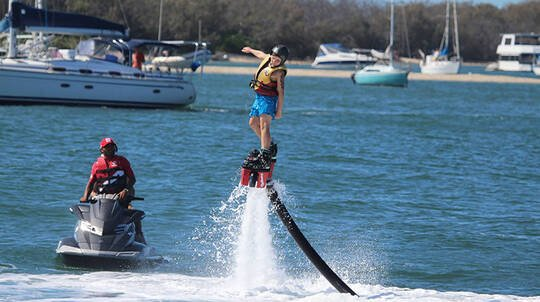 Flyboard Taster Experience - Gold Coast - 5 Minutes
