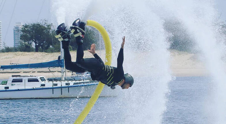 Flyboard Experience  Gold Coast  15 Minutes