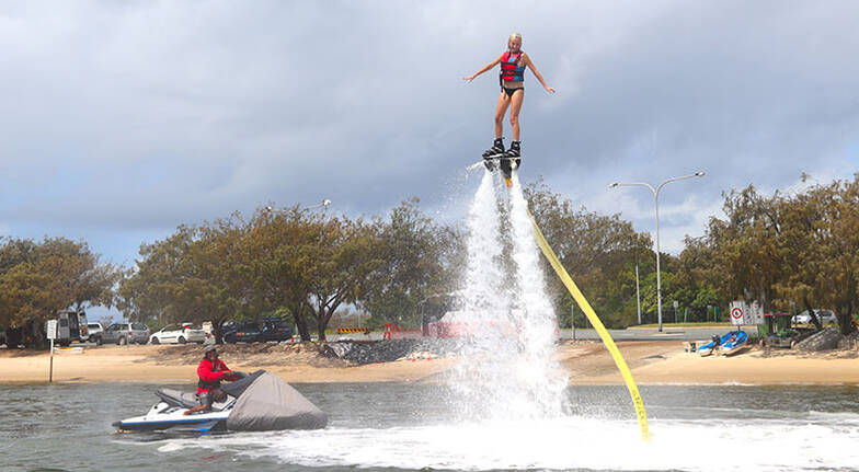 Flyboard Experience - Gold Coast - 15 Minutes