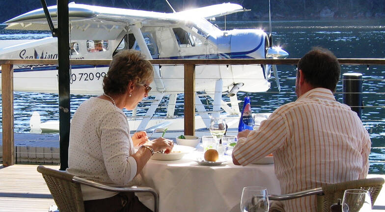 Seaplane Lunch At Cottage Point Inn - For 2