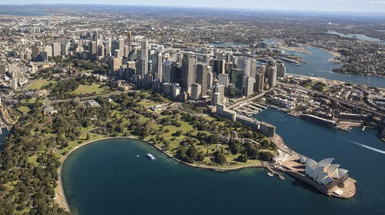 Scenic Sydney Seaplane Flight - For 2