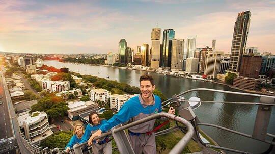 Brisbane's Story Bridge Climb - Daytime