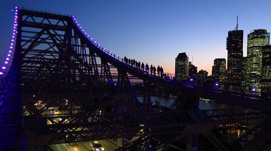 Brisbane's Story Bridge Twilight Climb - For 2