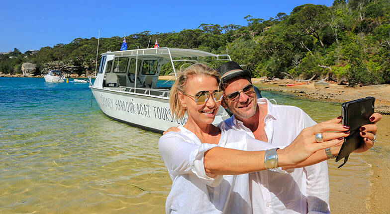Sydney Harbour Secrets Cruise with Waterside Lunch