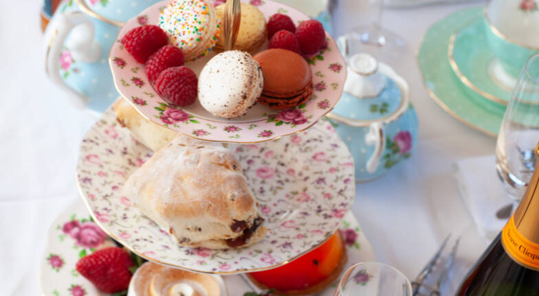 Private High Tea at Sea - For 4
