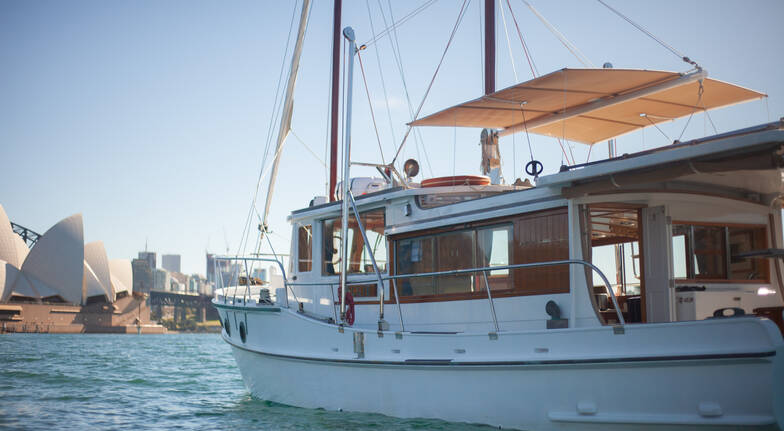 Private Sunset Cocktails at Sea - Weekend - For 2