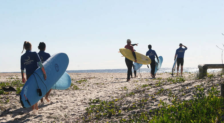 Tweed Coast Surf and Yoga Camp with Meals - 2 Days