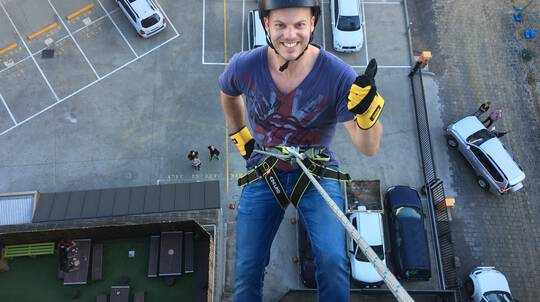 Introduction to Abseiling - 2 Hours