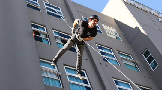 Ultimate Abseiling Experience - 2 Hours