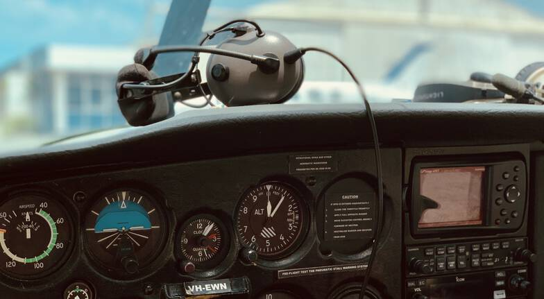 Light Aircraft Training 2 Flight Package