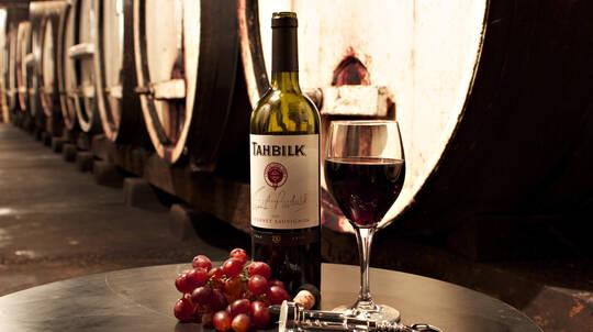Winemaker's Secret Art of Blending