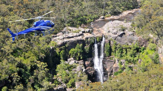 South Coast Waterfall Discovery Helicopter Flight - For 2