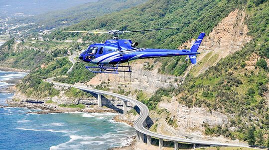 Seacliff Bridge Scenic Helicopter Flight- 30 Minutes - For 2