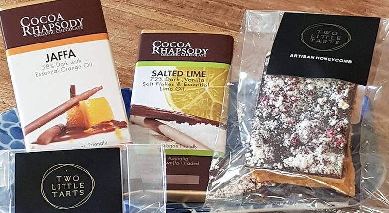 Guided Chocolate Tasting Session at Home  90 Minutes