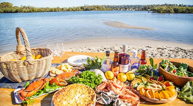Tweed River Pot to Plate Cruise with Seafood Lunch