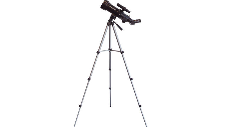 Travel Telescope with Tripod and Smartphone Adapter