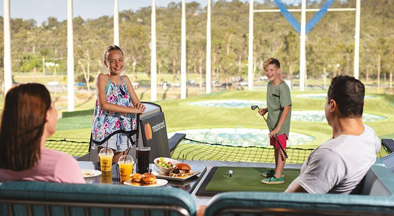 2 Hours of TopGolf Game Play - For up to 6