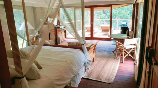 Romantic Weekend Glamping Getaway - 3 Nights - For 2