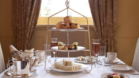 The Hotel Windsor's Afternoon Tea - For 2 - Weekday