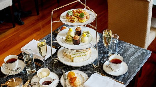 The Hotel Windsor's Afternoon Tea - Weekday