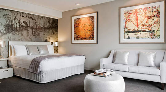 2 Night Luxury City Escape with Breakfast - For 2