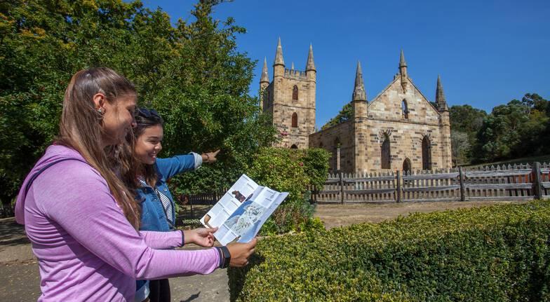 Port Arthur Tour and Tasmanian Devil Conservation Park Tour