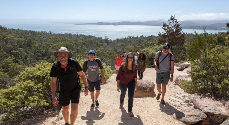 Wineglass Bay Full Day Tour from Launceston