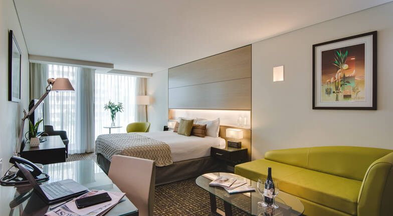 Overnight City Break with Breakfast, Wine and More - For 2