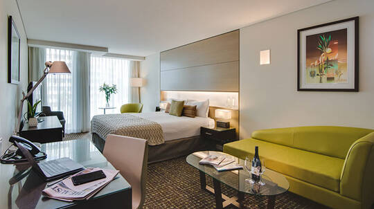 1 Night City Escape with Breakfast, Parking and More - For 2