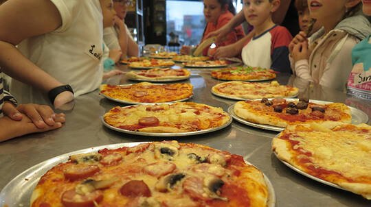 Kids Cooking Class - 2.5 Hours