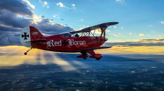 Pitts Special Aerobatic Flight Experience - 30 Minutes