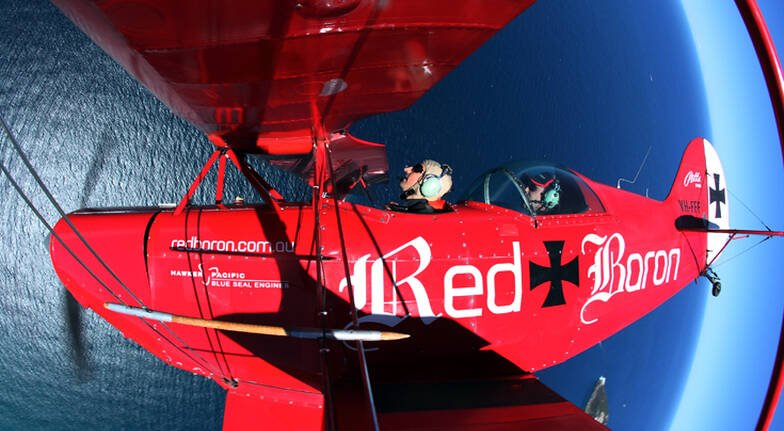Pitts Special Aerobatic Flight Experience  30 Minutes