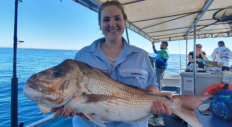 Half Day Deep Sea Reef and Game Fishing Charter