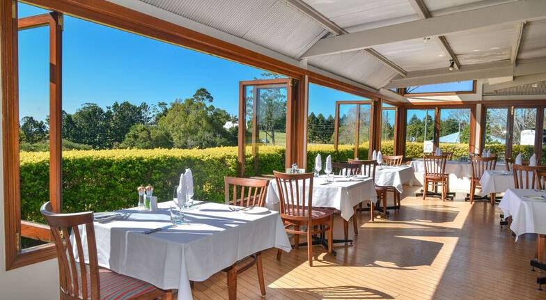 Seafood Feast in the Sunshine Coast Hinterland  For 2