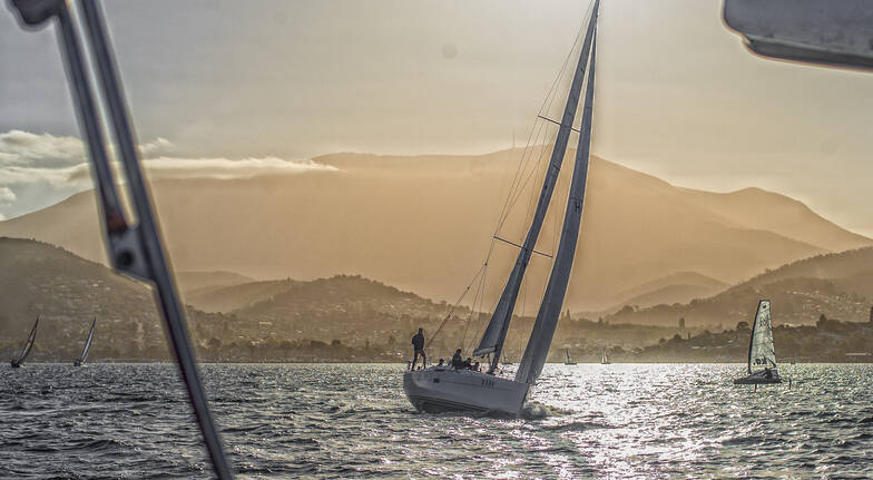 Summer Sailing Yacht Racing at Twilight (Oct - Dec) - For 2