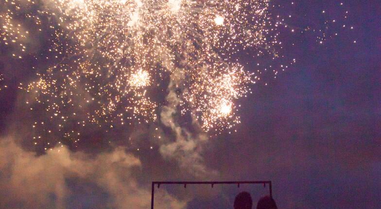Proposal Package: Waterside Fireworks Display